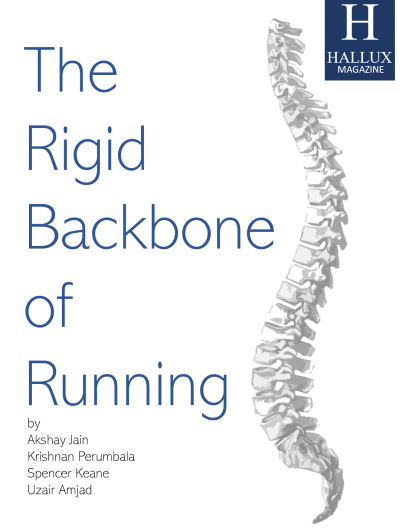 rigid backbone